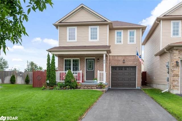 60 Stonemount Crescent, Angus, ON L0M 1B4 (MLS #40148922) :: Forest Hill Real Estate Collingwood
