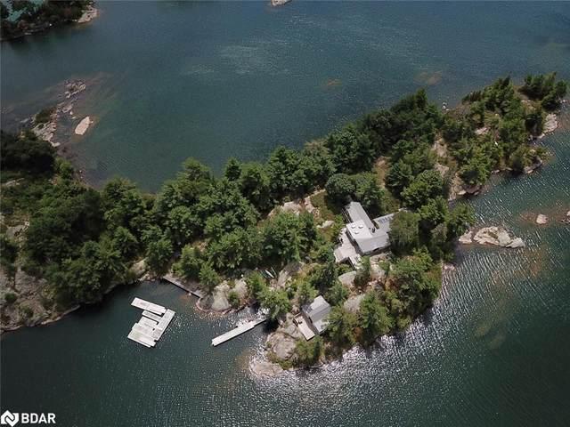 1 A255 Island, Pointe au Baril, ON P0G 1K0 (MLS #40148949) :: Envelope Real Estate Brokerage Inc.