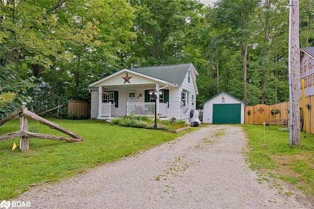 1 Bells Park Road, Wasaga Beach, ON L9Z 2X2 (MLS #40148971) :: Forest Hill Real Estate Collingwood