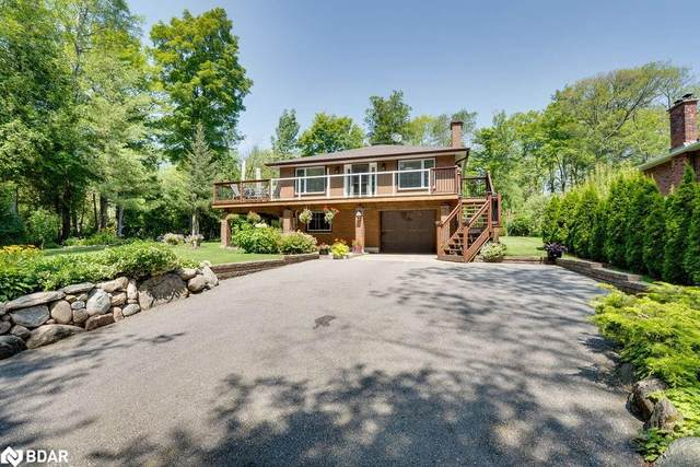 1595 Tiny Beaches Road N, Tiny, ON L9M 0J2 (MLS #40148983) :: Forest Hill Real Estate Collingwood