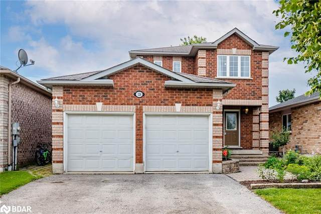 128 Monique Crescent, Barrie, ON L4M 6Y8 (MLS #40148994) :: Forest Hill Real Estate Collingwood