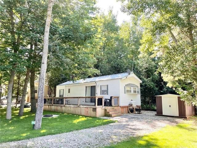 7489 Sideroad 5 E Tamarak 11, Mount Forest, ON N0G 2L0 (MLS #40149019) :: Forest Hill Real Estate Collingwood