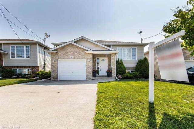 4 Ormonde Avenue N, St. Catharines, ON L2M 5P2 (MLS #40149068) :: Forest Hill Real Estate Collingwood