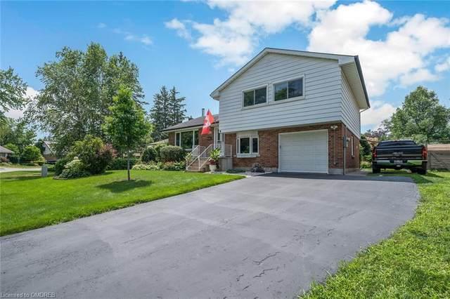 115 Elizabeth Drive, Acton, ON L7J 1B6 (MLS #40149088) :: Forest Hill Real Estate Collingwood