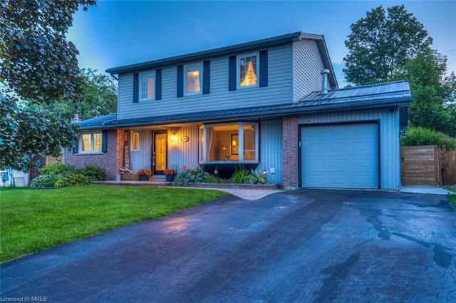 498 Park Avenue, Shelburne, ON L0N 1S2 (MLS #40149126) :: Forest Hill Real Estate Collingwood