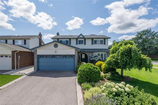 750 Cabot Trail, Milton, ON L9T 3R9 (MLS #40149135) :: Forest Hill Real Estate Collingwood