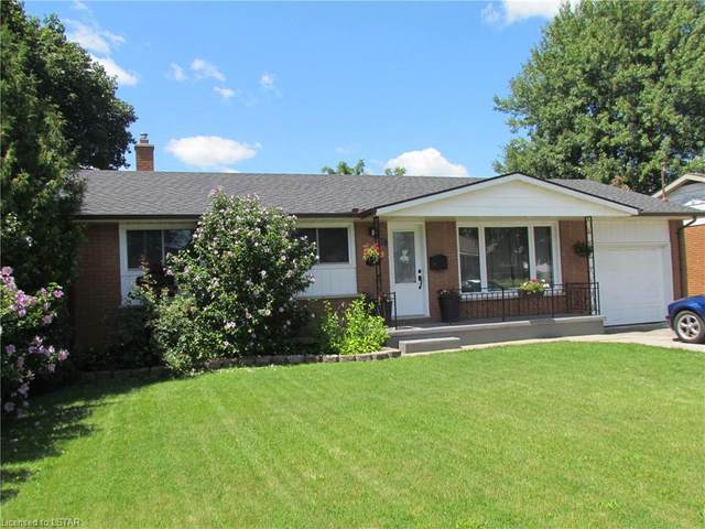 78 Fairview Avenue, St. Thomas, ON N5R 4X6 (MLS #40149165) :: Forest Hill Real Estate Collingwood