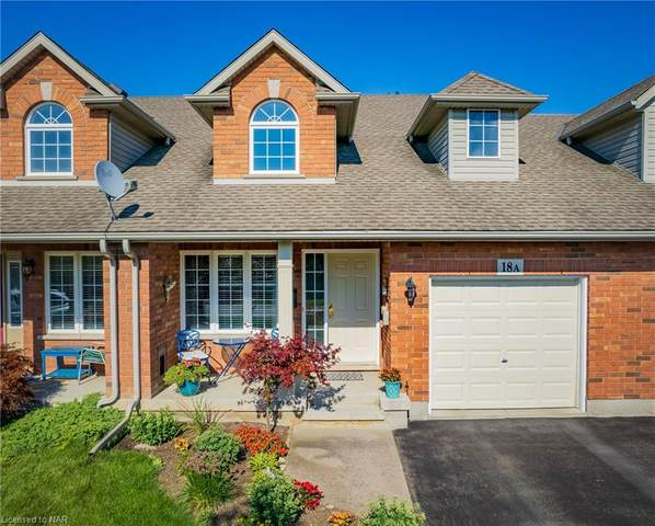 18A Welstead Drive, St. Catharines, ON L2S 4B5 (MLS #40149171) :: Forest Hill Real Estate Collingwood