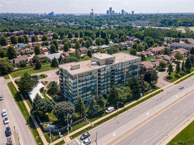 5100 Dorchester Road #306, Niagara Falls, ON L2E 7H4 (MLS #40149177) :: Forest Hill Real Estate Collingwood