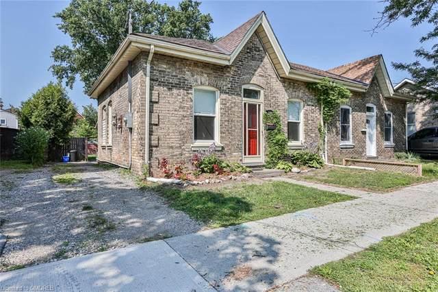 144 William Street, Brantford, ON N3T 3L3 (MLS #40149188) :: Forest Hill Real Estate Collingwood