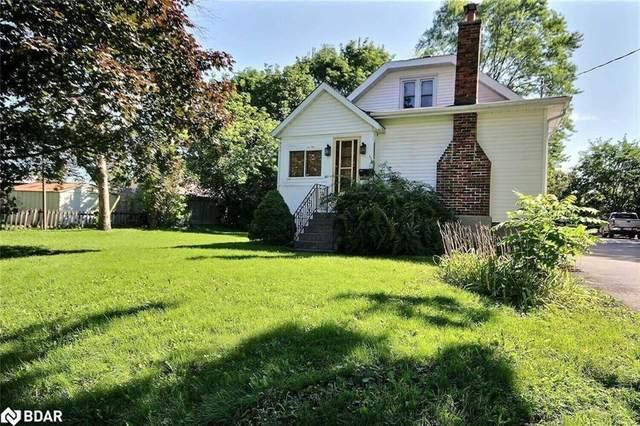 135 Byron Street, Trenton, ON K8V 2Y5 (MLS #40149210) :: Forest Hill Real Estate Collingwood