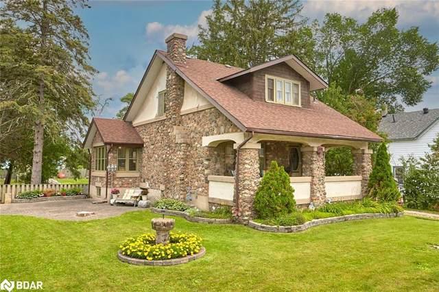 1350 Killarney Beach Road, Innisfil, ON L0L 1W0 (MLS #40149239) :: Forest Hill Real Estate Collingwood