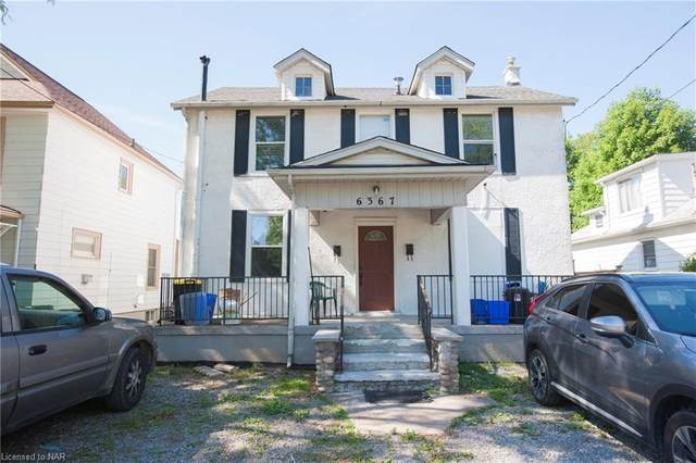 6367 High Street, Niagara Falls, ON L2G 1M9 (MLS #40149284) :: Forest Hill Real Estate Collingwood