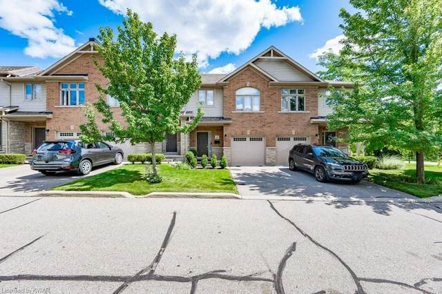 1491 Plains Road W #8, Burlington, ON L7T 4H1 (MLS #40149289) :: Forest Hill Real Estate Collingwood