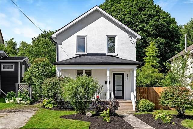 138 Peel Street, Collingwood, ON L9Y 3V4 (MLS #40149297) :: Forest Hill Real Estate Collingwood