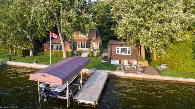 117 Fire Route 72, Trent Lakes, ON K0L 1J0 (MLS #40149343) :: Forest Hill Real Estate Collingwood