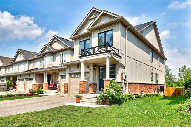 38 Mackenzie King Avenue, St. Catharines, ON L2P 0A1 (MLS #40149438) :: Forest Hill Real Estate Collingwood