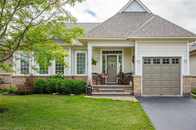 24 Clubhouse Drive, Collingwood, ON L9Y 4Z6 (MLS #40149460) :: Forest Hill Real Estate Collingwood