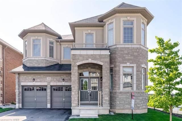245 Belmore Court, Milton, ON L9E 1H5 (MLS #40149482) :: Forest Hill Real Estate Collingwood