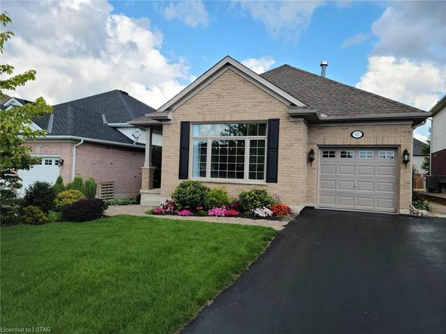 17 Kensington Court, St. Thomas, ON N5R 0A3 (MLS #40149500) :: Forest Hill Real Estate Collingwood