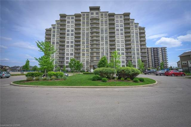 1030 Coronation Drive #1011, London, ON N6G 0G5 (MLS #40149526) :: Forest Hill Real Estate Collingwood