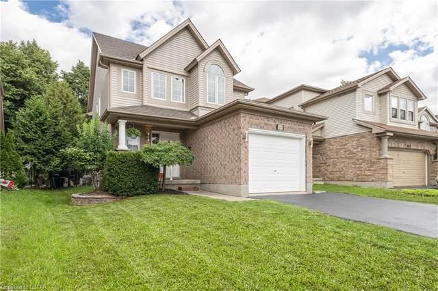 280 Jensen Road, London, ON N5V 4X4 (MLS #40149541) :: Forest Hill Real Estate Collingwood