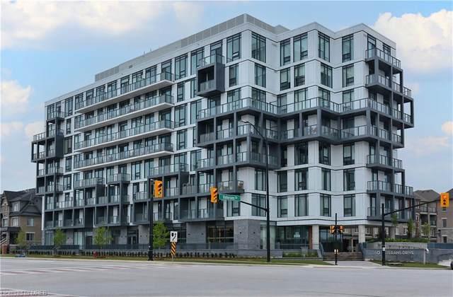 180 Veterans Drive #708, Peel, ON L7A 0B6 (MLS #40149556) :: Forest Hill Real Estate Collingwood