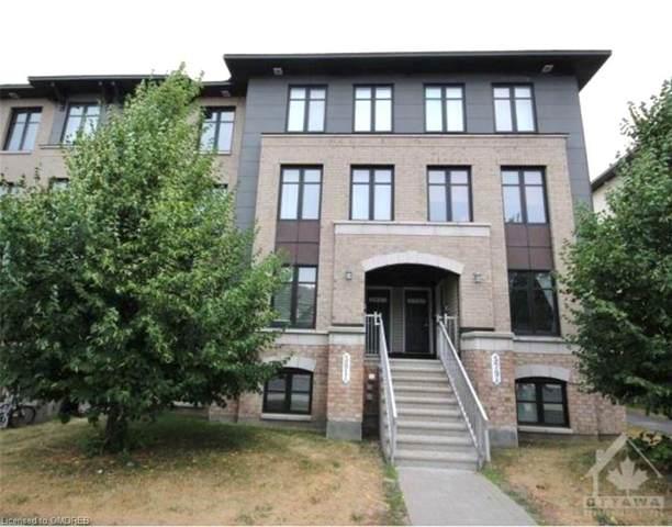 581 Chapman Mills Drive #18, Nepean, ON K2J 5T2 (MLS #40149569) :: Forest Hill Real Estate Collingwood