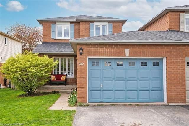 532 Eliza Crescent, Burlington, ON L7L 6C9 (MLS #40149586) :: Forest Hill Real Estate Collingwood