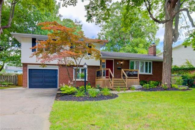 1388 Rideau Gate, London, ON N5X 1X1 (MLS #40149595) :: Forest Hill Real Estate Collingwood