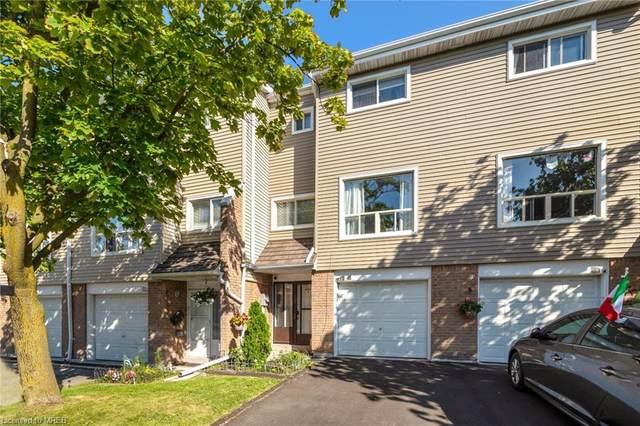 32 Enmount Drive, Brampton, ON L6T 4C8 (MLS #40149677) :: Forest Hill Real Estate Collingwood