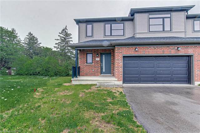 1301 Michael Circle, London, ON N5V 0B8 (MLS #40149712) :: Forest Hill Real Estate Collingwood
