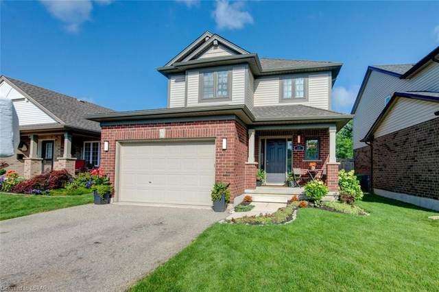 60 Peach Tree Boulevard, St. Thomas, ON N5R 0C1 (MLS #40149737) :: Forest Hill Real Estate Collingwood