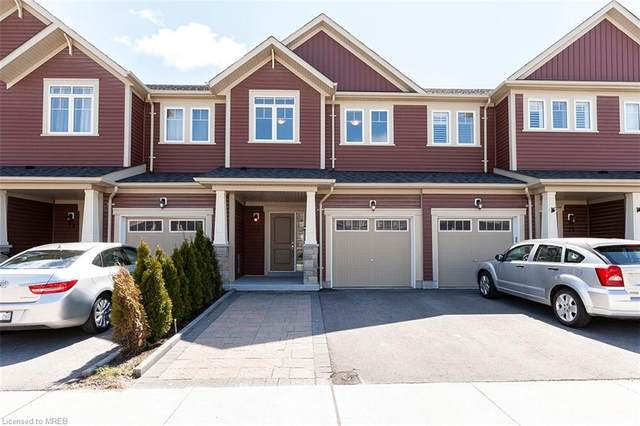 77 Nearco Crescent, Oshawa, ON L1L 0J4 (MLS #40149738) :: Forest Hill Real Estate Collingwood