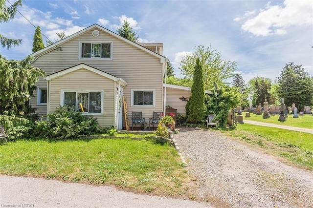 10 Henry Street, St. Thomas, ON N5R 3L4 (MLS #40149739) :: Forest Hill Real Estate Collingwood