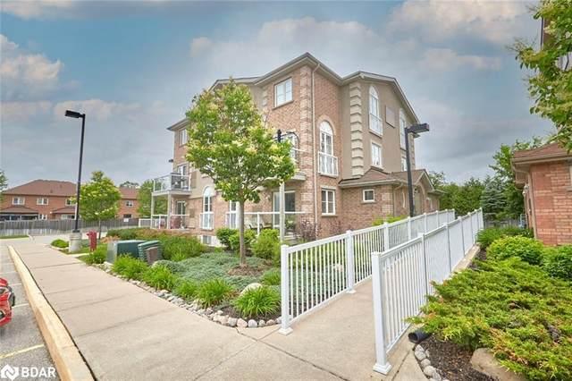 141 Sydenham Wells #8, Barrie, ON L4M 0H3 (MLS #40149749) :: Forest Hill Real Estate Collingwood