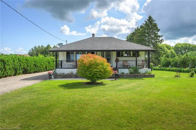 152 Richmond Street, London, ON N0M 2P0 (MLS #40149754) :: Forest Hill Real Estate Collingwood