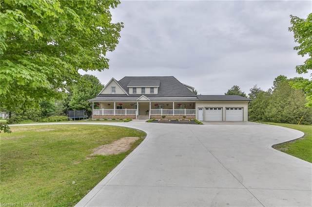 56946 Heritage Line, Straffordville, ON N0J 1Y0 (MLS #40149797) :: Forest Hill Real Estate Collingwood