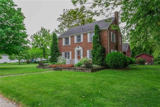 190 Graham Road, West Lorne, ON N0L 2P0 (MLS #40149855) :: Forest Hill Real Estate Collingwood