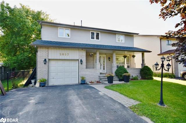 2057 Lilac Drive, Innisfil, ON L9S 1Y9 (MLS #40149862) :: Forest Hill Real Estate Collingwood