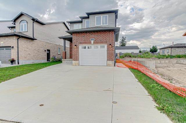1208 Savannah Drive, London, ON N5X 4P1 (MLS #40149910) :: Forest Hill Real Estate Collingwood