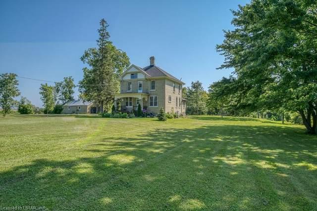34850 Stonehouse Line, Granton, ON N0M 1V0 (MLS #40149921) :: Forest Hill Real Estate Collingwood