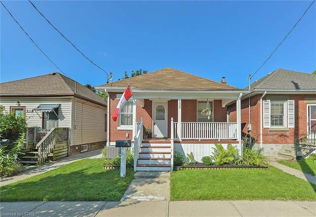 133 Madison Avenue, London, ON N5Z 2P5 (MLS #40149943) :: Forest Hill Real Estate Collingwood