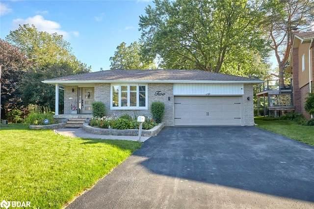 2 Varden Crescent, Barrie, ON L4M 4N9 (MLS #40149968) :: Forest Hill Real Estate Collingwood