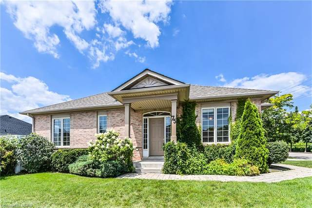 2243 Turnberry Road #75, Burlington, ON L7M 4Y6 (MLS #40149979) :: Forest Hill Real Estate Collingwood