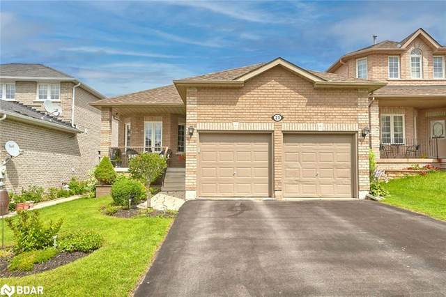21 Silver Trail, Barrie, ON L4N 2S2 (MLS #40149985) :: Forest Hill Real Estate Collingwood
