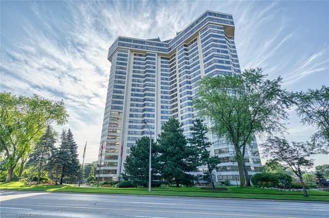 1300 Bloor Street #607, Mississauga, ON L4Y 3Z2 (MLS #40150171) :: Envelope Real Estate Brokerage Inc.