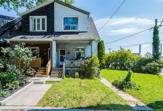 1A Rushbrooke Avenue, Toronto, ON M4M 3A8 (MLS #40150608) :: Envelope Real Estate Brokerage Inc.