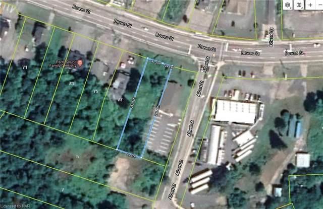 N/A Bowes Street, Parry Sound, ON P2A 2L6 (MLS #40151194) :: Envelope Real Estate Brokerage Inc.