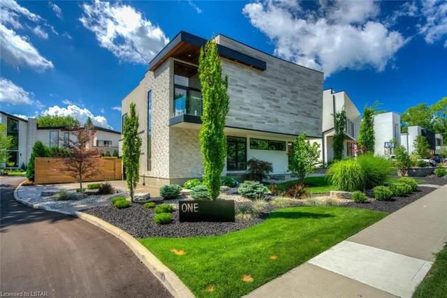 1452 Byron Baseline Road #1, London, ON N6K 2V6 (MLS #40154459) :: Envelope Real Estate Brokerage Inc.